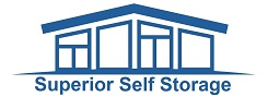 Superior Self Storage footer logo
