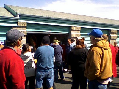 Self Storage Auction
